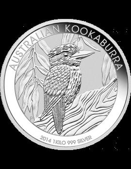 Kookaburra 1000g Silber