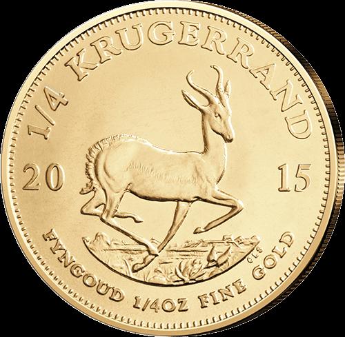 Krügerrand 1/4 Unze Gold