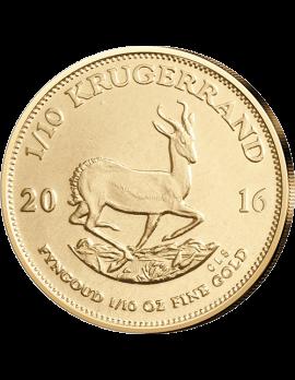 Krügerrand 1/10 Unze Gold