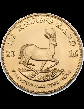 Krügerrand 1/2 Unze Gold