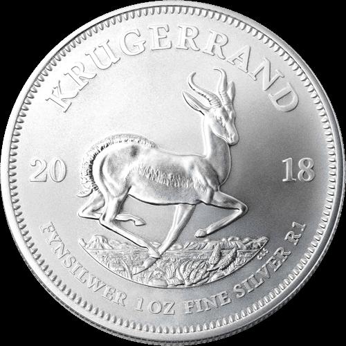 Krügerrand 1 Unze Silber